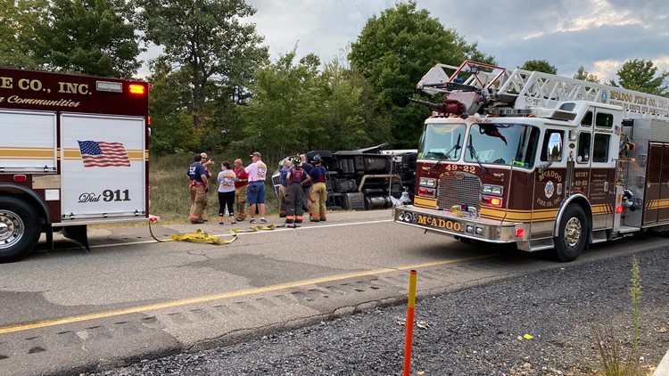 One dead after crash in Schuylkill County