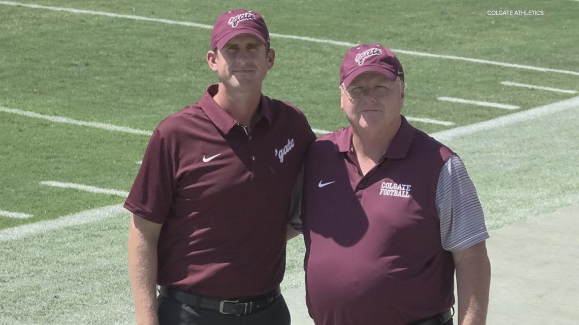 Father's Day Gift: Dakosty Following in Father's Footsteps As Head Coach
