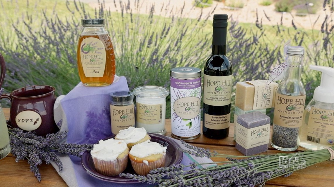 Hope Hill Lavender Farm: Essential Oil