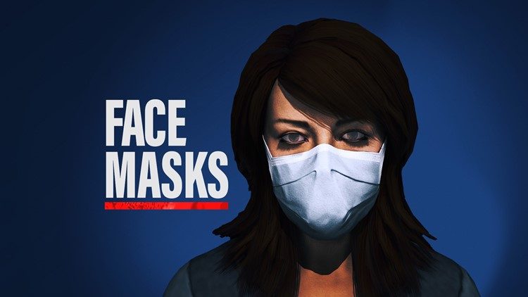 Mixed reaction to new CDC mask rules