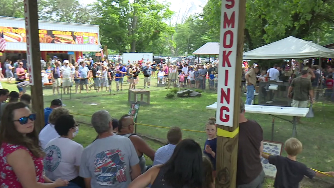 Rattlesnake Roundup raises money for fire company