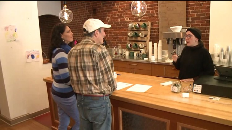 Coffee, Food and Art Come Together at New Shop in Hazleton