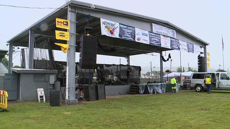 Billtown Blues Festival returns this weekend