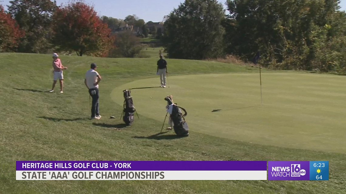 North Pocono's Billy Pabst Jr. shot a two under par 69, only to fall in the second playoff hole in the 'AAA' State Golf Championships. Pabst was 2nd.