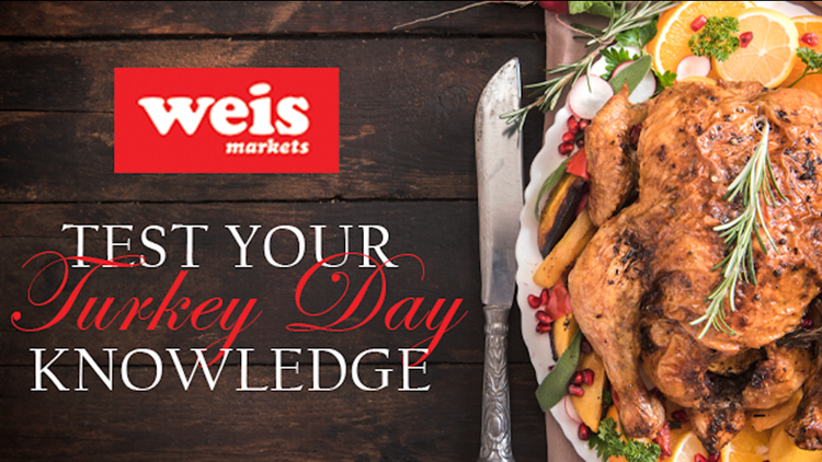 Test your turkey day knowledge
