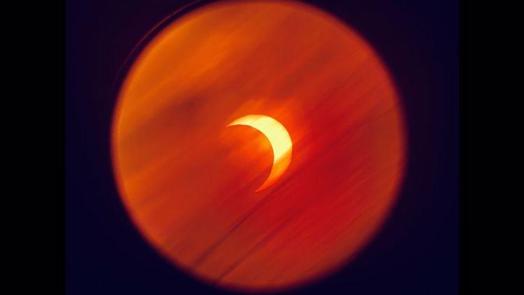 Viewer Photos: Partial solar eclipse, June 2021