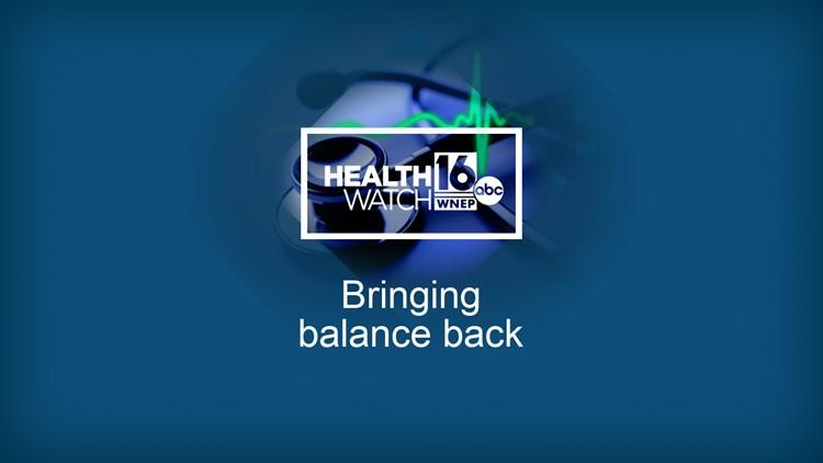 Healthwatch 16: Bringing balance back