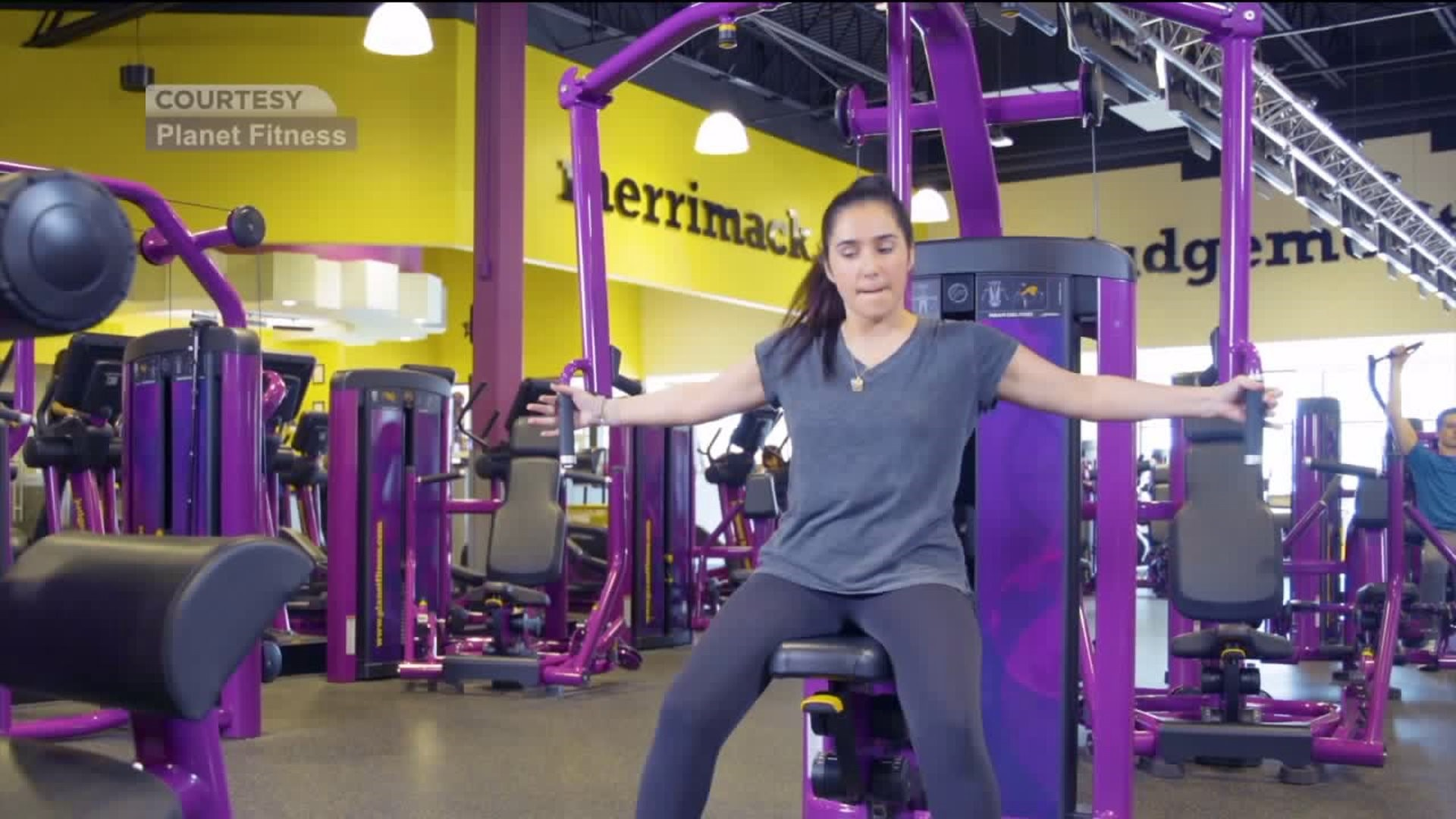 Teens Train Free Planet Fitness Launches New Summer Program Wnep Com