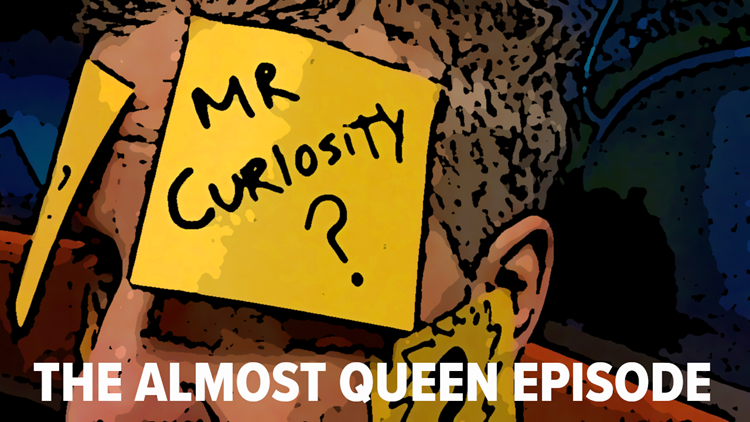 Mr. Curiosity Podcast: The Randy Gregg (Almost Queen) episode