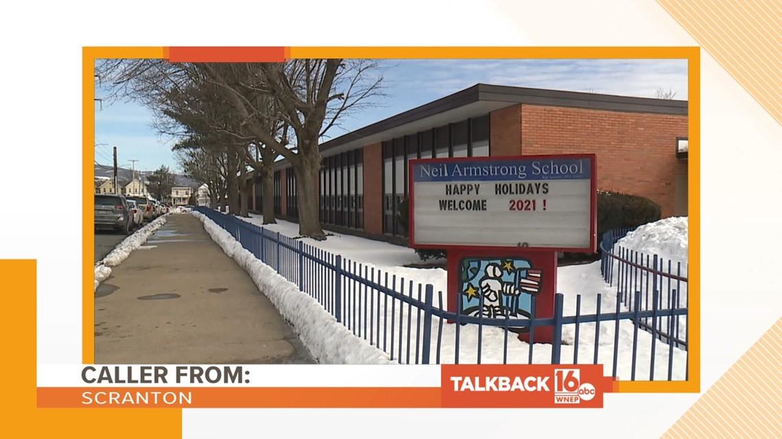 Talkback 16: Returning to in-person classes in Scranton