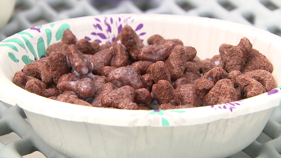 Taste Test: Hershey's Kisses Cereal