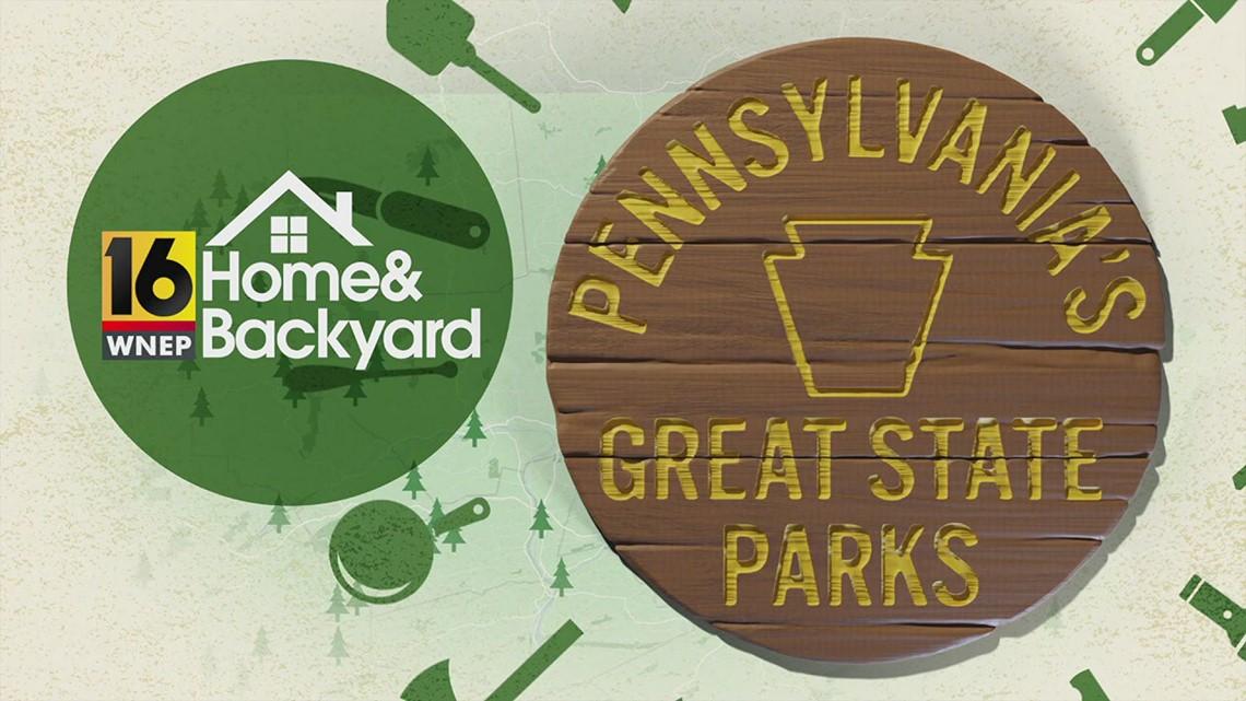 PA's Great State Parks - Leonard Harrison