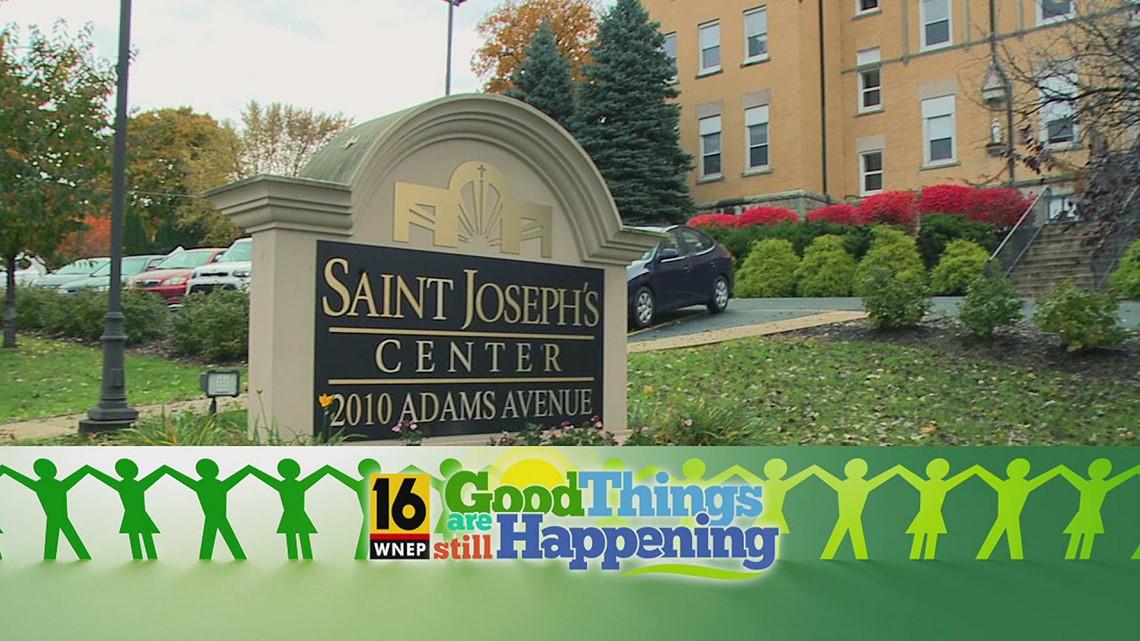 Good Morning PA - St. Joseph's Center