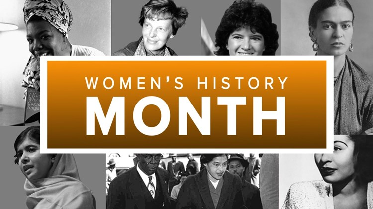 Why Women's History Month is in March