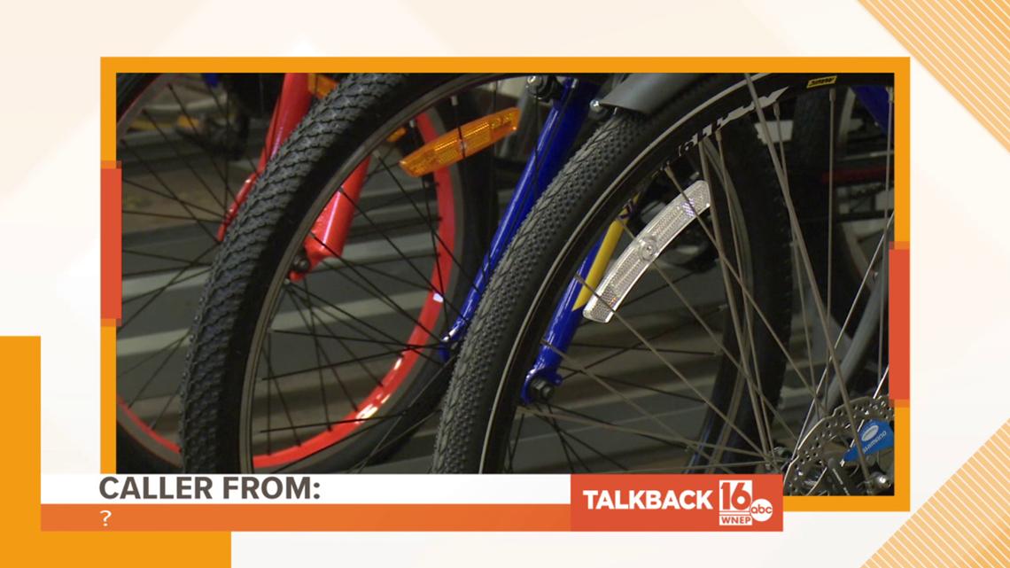 Talkback 16: Sharing the road