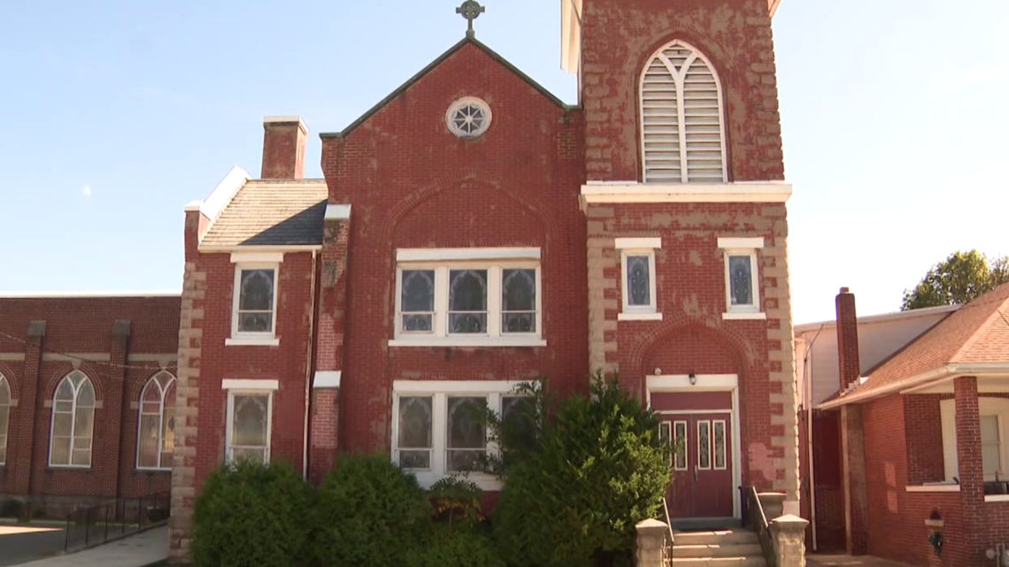 Church closing in Lehighton