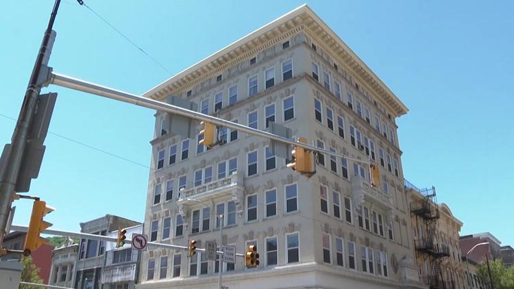 New owner, new hope for historic Pottsville building