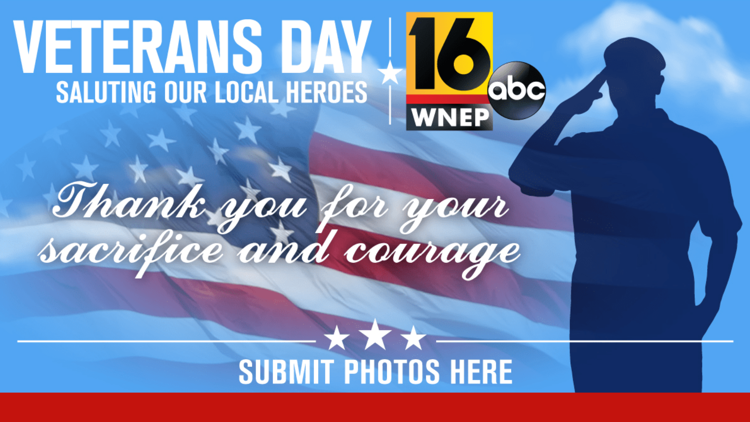 Veterans Day 2020: NEPA heroes photo gallery