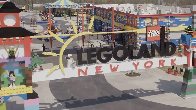 LEGOLAND: New theme park provides ultimate place to play for LEGO lovers