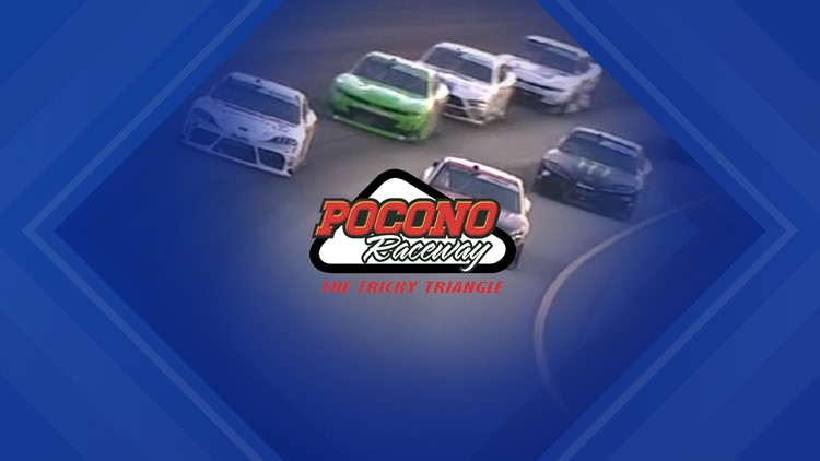NASCAR drops one of two races at Pocono Raceway in 2022