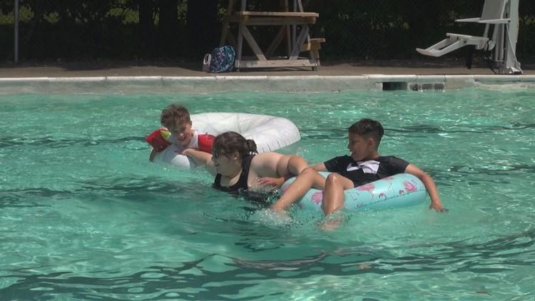 Splashing into summer in Susquehanna County