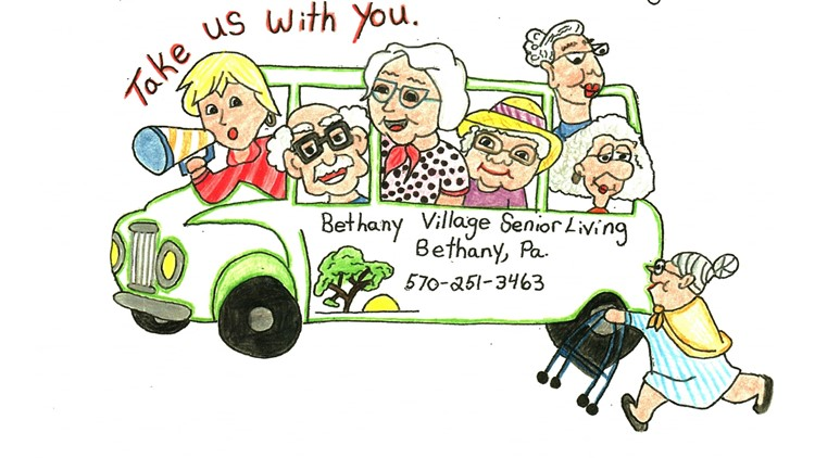 Nursing home residents say, 'Take us with you'