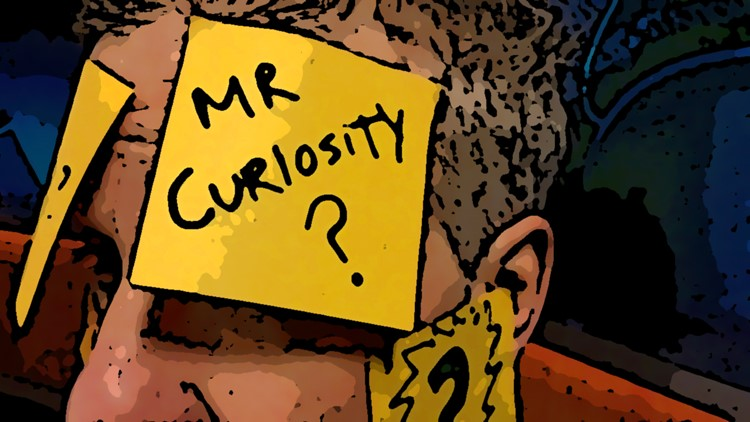 Mr. Curiosity Podcast: Back and better-ish than ever with Chelsea Strub and Mike Erat