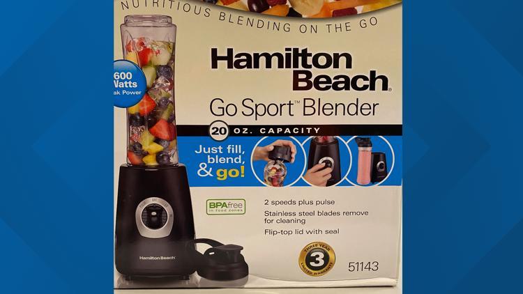 Does It Really Work: Go Sport Blender