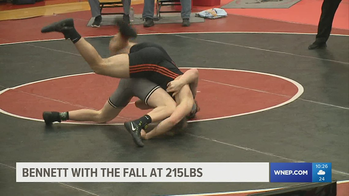 13 Different Champions Crowned At Williamsport In The District IV