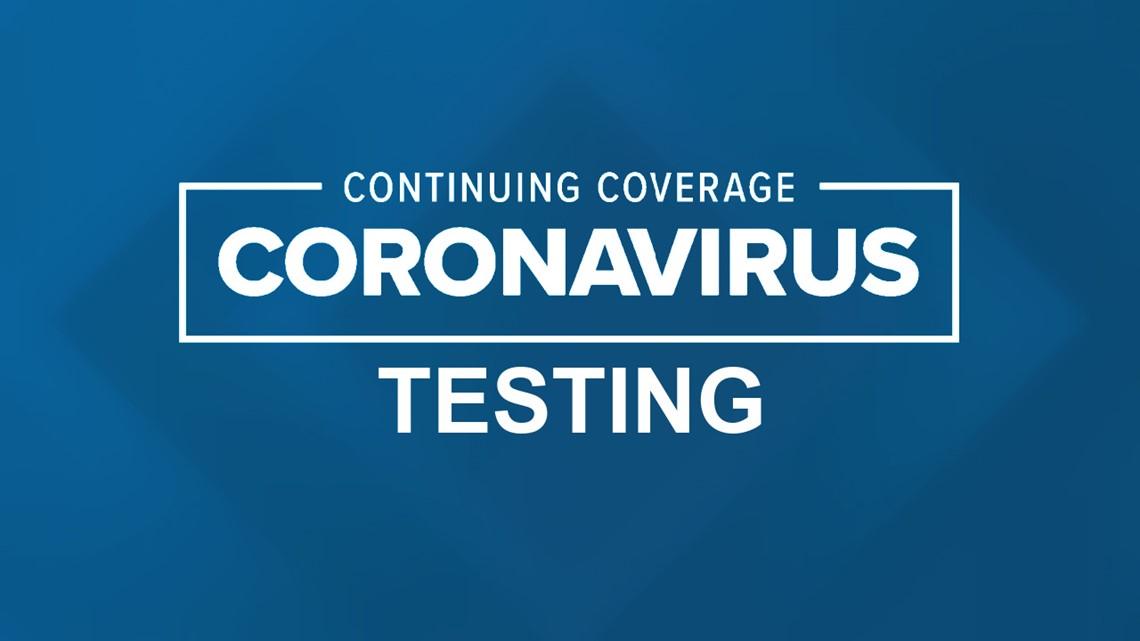 COVID-19 testing set for Monroe County