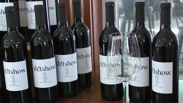 Sh!tshow: A wine for the times from Bradford County winery
