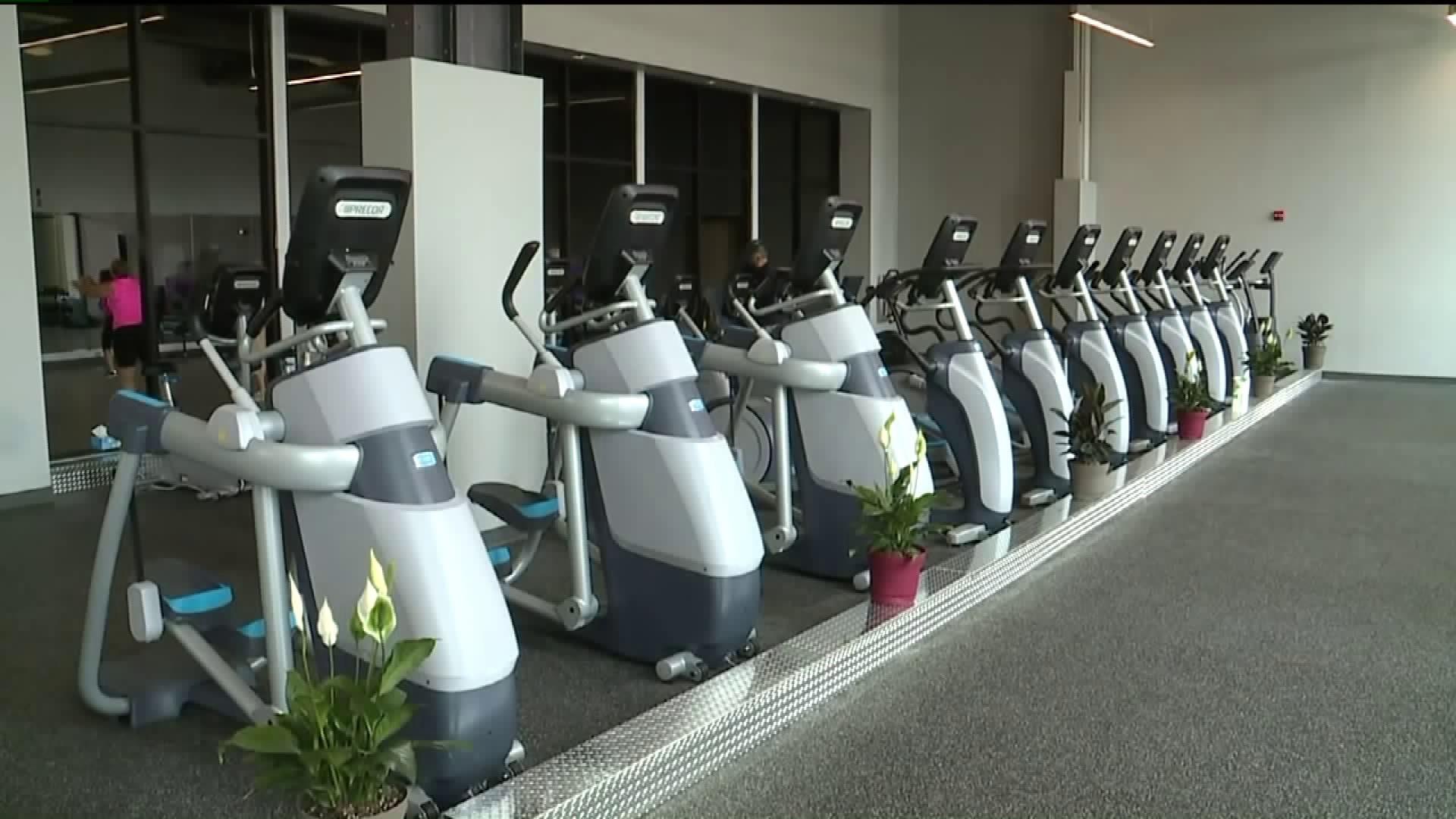 Family Fitness Center Opens Near Lewisburg Wnep Com