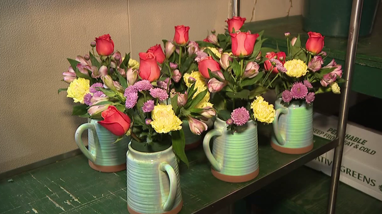 Busy week for florists as Easter draws near