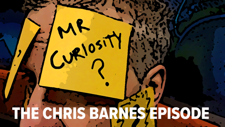 Mr. Curiosity Podcast: The Chris Barnes Episode