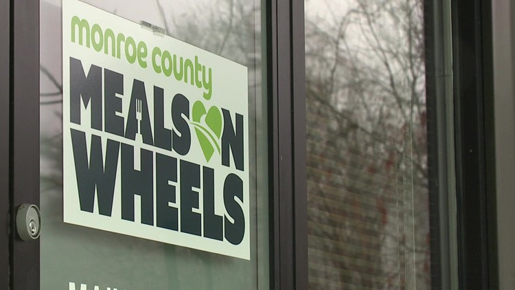 Monroe County Meals on Wheels asking for holiday help