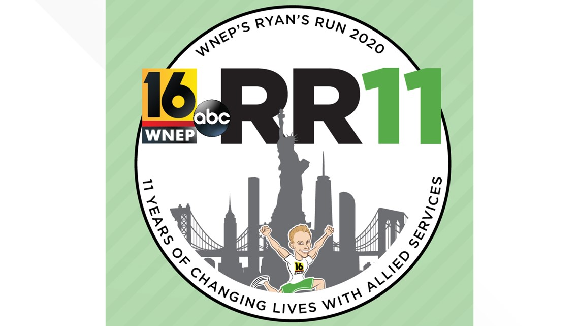 Some sweet support for Ryan's Run 11