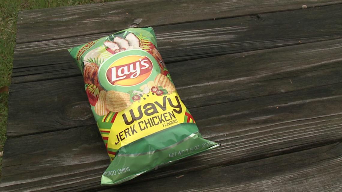 Taste Test: Lay's Wavy Jerk Chicken