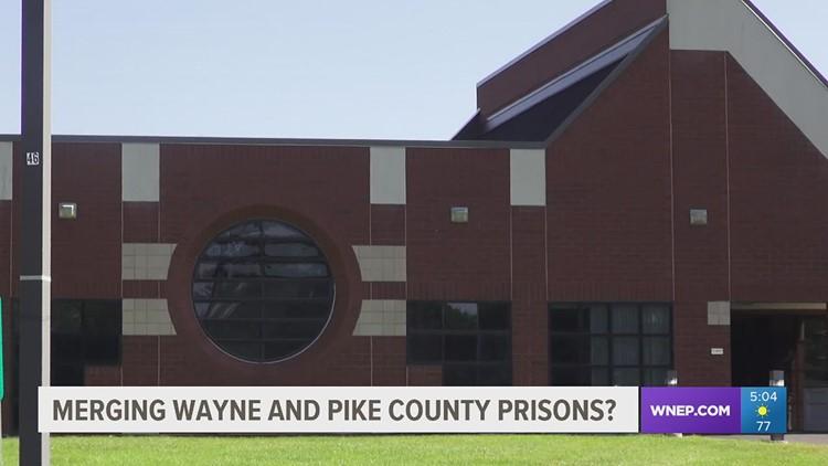 Officials discuss possible prison merger