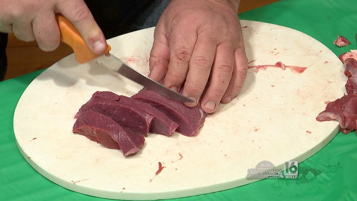 Home Deer Butchering