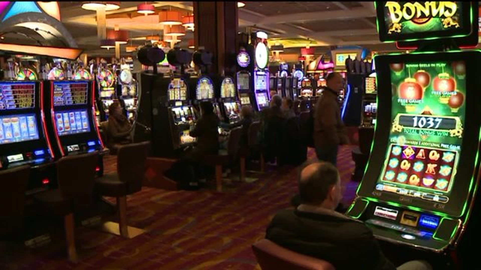 Mount airy casino super shot jackpot are roulette slot machines rigged