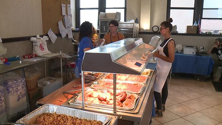 Greek food festival underway in Lackawanna County