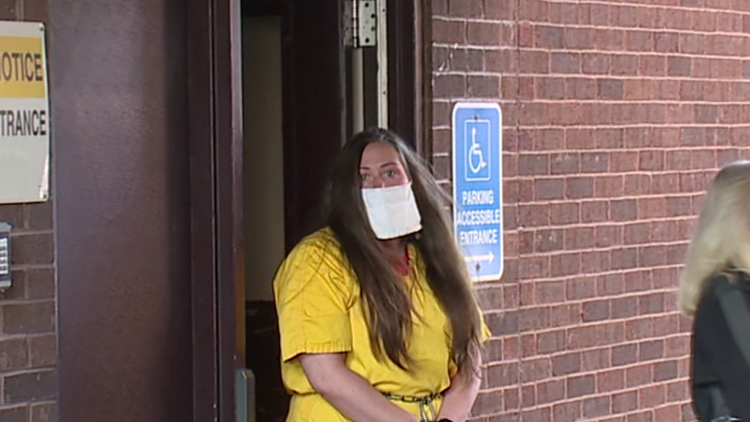 Mother sent to prison for death of child