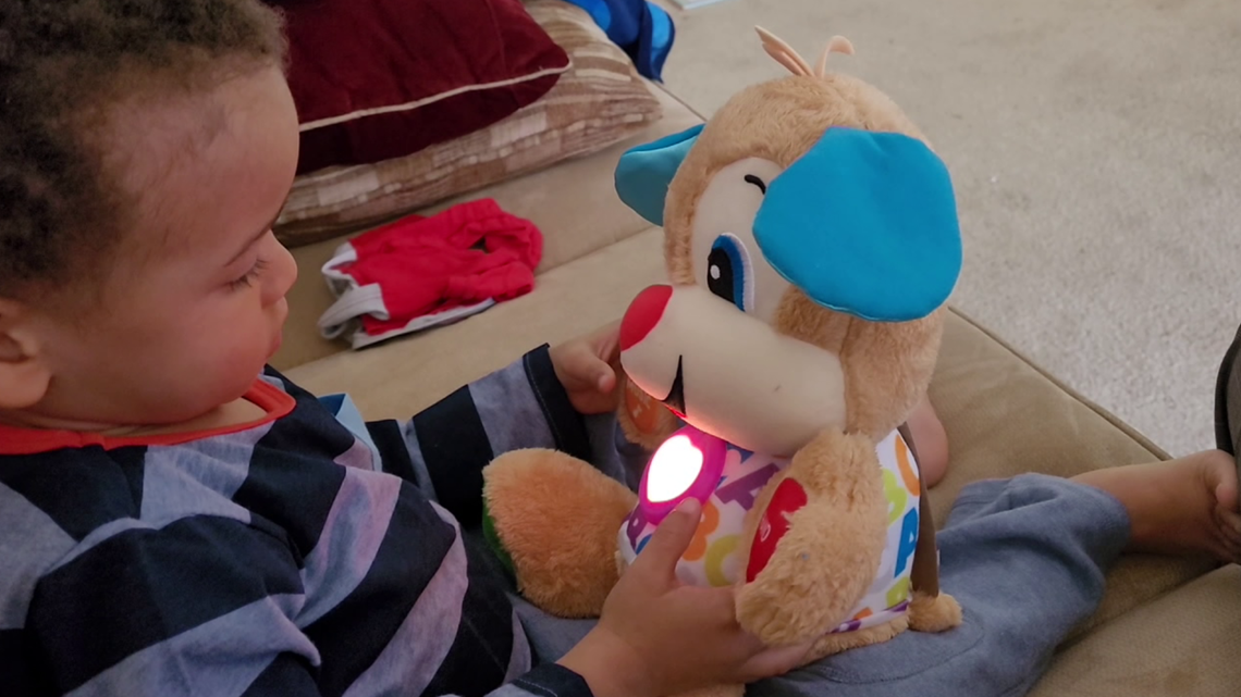 Does It Really Work: Laugh and Learn Smart Toy