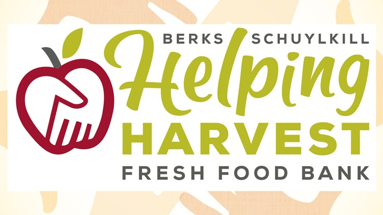 Helping Harvest Food Bank