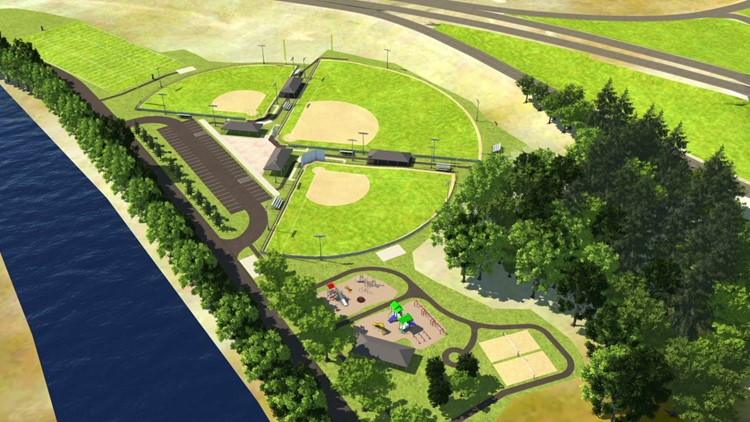 Robbie Gould Youth Sports Complex coming to Clinton County