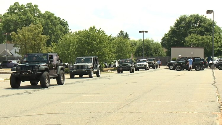 Drop the Top: Huge happening for Jeep lovers to help cancer patients in Luzerne County