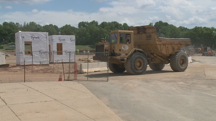 The $14 Million Dollar Milton Athletic Stadium And Athletic Addition Project Is Underway