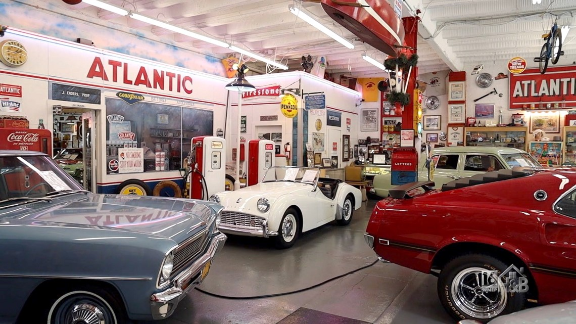 Crazy For Classic Cars and Collectibles