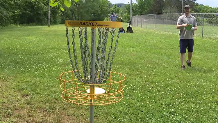 New disc golf course opens in Montoursville