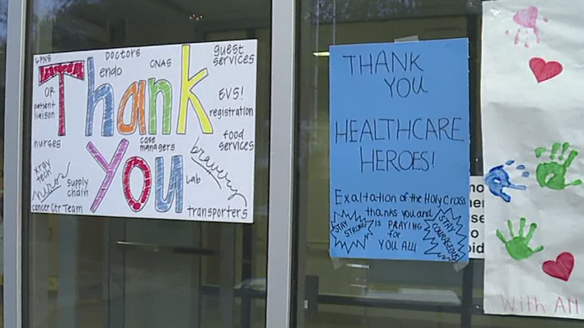 Celebrating real-life heroes: National Nurses Week continues